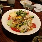 5485090 - 結構美味しかったサラダ。