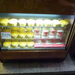 QQ屋台屋 - 【2010/10】マンゴープリンも売ってます!気になる~。