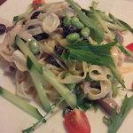 サンモニート - 枝豆サラダ麺 950円