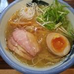 54852802 - 冷やし柚子塩麺