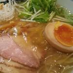 54852827 - 冷やし柚子塩麺