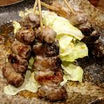 串処 躍 - 牛の丸腸