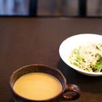 レストラン サム - 洋食屋さんのポタージュ大好き!