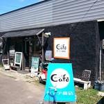 田んぼの中のCafe ヒノデ商店 -