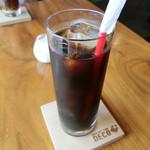 デコ カフェ - アイスコーヒー