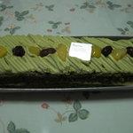 グーテ - 抹茶ケーキ