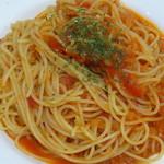 くっちぃーな - 代表トマトソースパスタ
