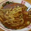 旨い家 - 料理写真:カレーちゃんぽん辛口