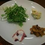 リーシャン - 前菜
