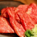 飛騨牛専門 華家 - カルビ