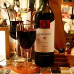 サンデイオフ - 厳選グラスワイン赤