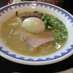 麺屋ゆうき - 博多とんこつ 味玉子めん