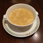 桃煌 - 本日のスープ