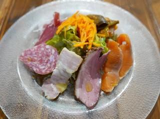 イタリア料理 ロカレ - 前菜盛り合わせ