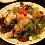 5487715 - 「海鮮サラダ」 700円