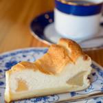 醍醐 - 焼きチーズケーキ【2016年3月】