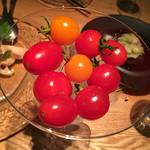 れざん - ミニトマト