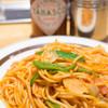 焼きスパゲッチ ミスターハングリー - 料理写真:ナポリタン【2016年3月】