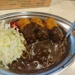 カレーの市民 アルバ - コロッケカレーご飯小