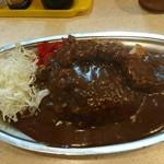 カレーの市民 アルバ - レディースホームランカレーご飯小