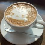 Cafe ULURU - カプチーノ