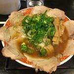 味見鶏まるめん - チャーシュー麺