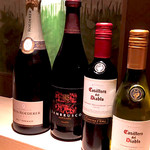 寿司 さ々木 - ワイン・シャンパンも豊富に取り揃えております。