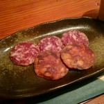 エル リコ - イベリコ豚チョリソ&サルチチョン