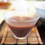 茶のちもと - ほうじ茶水羊羹
