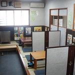 潤 - 座敷(30席)