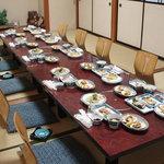 潤 - 個室(宴会用)