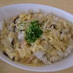 Dining 銀杏 - あんかけ炒飯(350円)