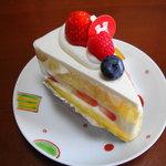5488732 - ショートケーキ