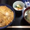 佐幸精肉食堂 - 料理写真:かつ丼 800円