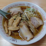 宝夢蘭 - 醤油ラーメン