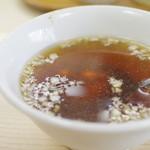 萬来園 - 湯(スープ)