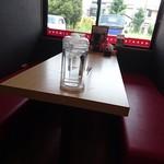 博多金龍 - テーブル席