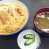 すずみ食堂 - 料理写真:かつ丼 800円