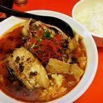 辛口ガチ味噌肉ソバ ひるドラ -