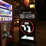 THE GRIFFON - the griffon:店内