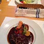 キッチン TANKO - 海老フライを1個貰いました^^
