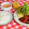 葉凪 - 料理写真:ハンバーグプレート(ランチ)
