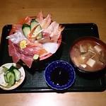54884457 - 海鮮丼1