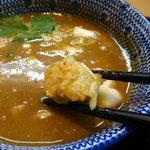 らー麺土俵 鶴嶺峰 - 鶏団子(つくね)