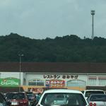 道の駅 針テラス ノースリリィ フードコート -