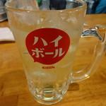 鳥林 - ハイボール350円(税込)