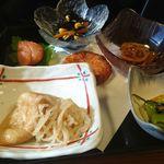 菊池渓谷温泉 岩蔵 - 翌朝の朝食