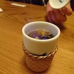 和楽 - ふぐヒレ酒