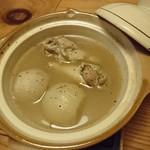 和楽 - 新玉ネギと手羽元のとろとろ煮