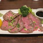 カタヤマ - 和牛ローストビーフ